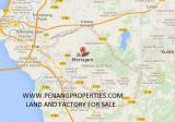 Bukit Mertajam Factory land area 23,809sf - Property For Sale in Malaysia