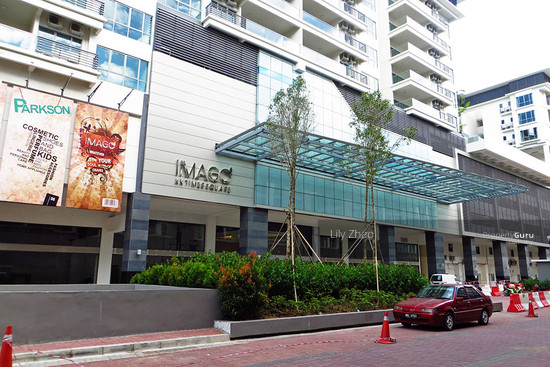 Loft E Luxury Condo| SEA VIEW |above IMAGO Shopping Mall | KK City Centre  45141287