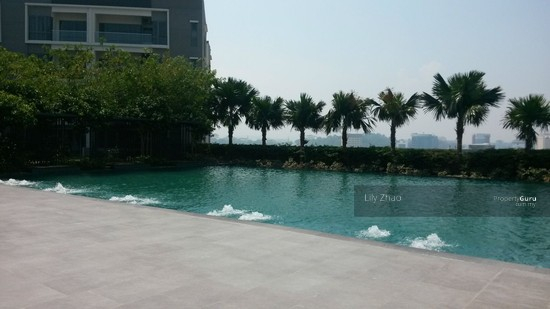 Loft E Luxury Condo| SEA VIEW |above IMAGO Shopping Mall | KK City Centre  85144007