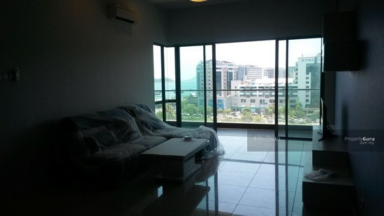 Loft E Luxury Condo| SEA VIEW |above IMAGO Shopping Mall | KK City Centre  91160735