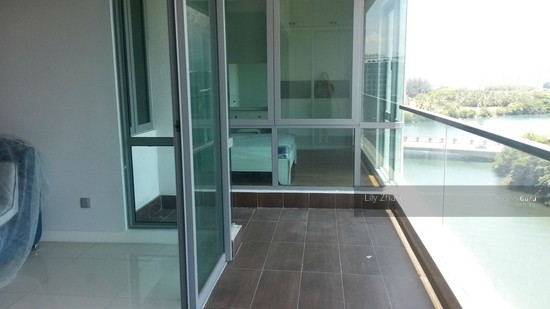 Loft E Luxury Condo| SEA VIEW |above IMAGO Shopping Mall | KK City Centre  91160819