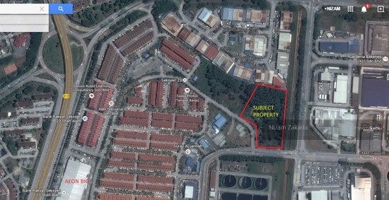 4acres Industrial Sect 23, Shah Alam  65112827