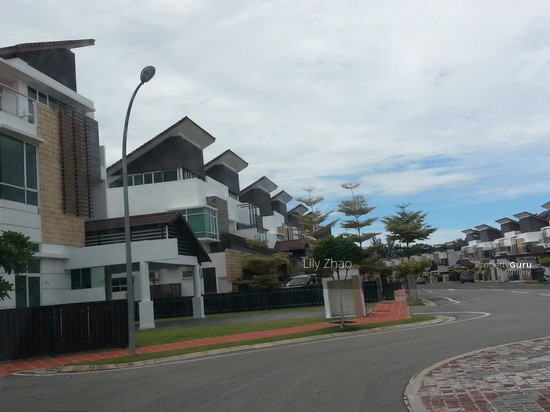 D'Bayan Superlink Villa , Sutera Harbour , KK City  67399736