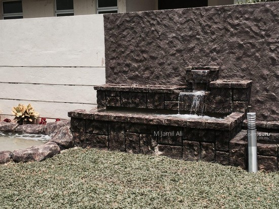 3 Sty Bungalow Avenue 6, Bandar Tun Hussien Onn Cheras Water fountain feature  99319328