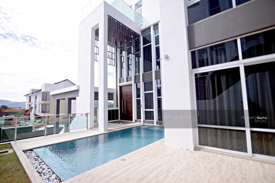 3 Sty Brand New Bungalow House, H' Kemensah Ampang Swimming Pool 93259532