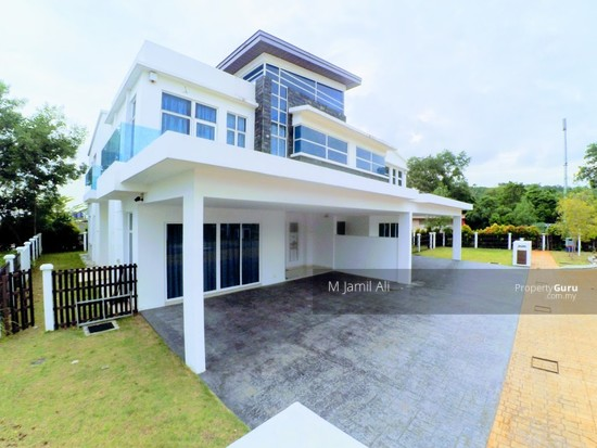 2 Storey Semi-D My Diva Homes, Perdana Lake View East Cyberjaya  131640544