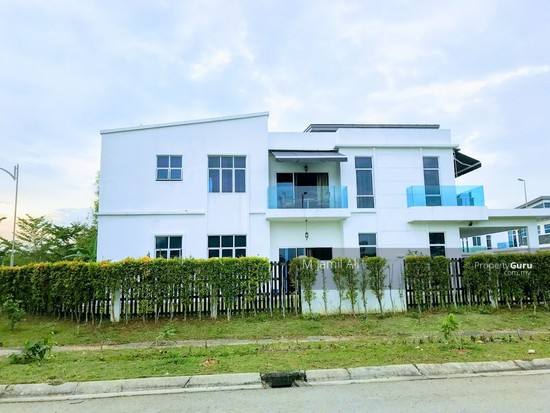 2 Storey Semi-D My Diva Homes, Perdana Lake View East Cyberjaya  131640771