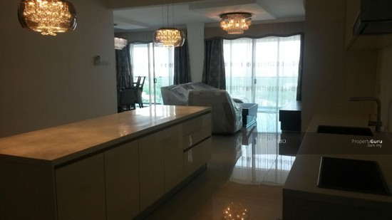 The Bay Residences| Luxury Super Condo| Corner| Likas Bay  91208216