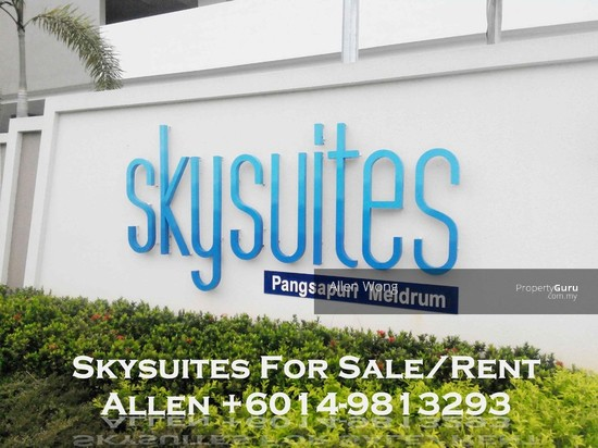 Skysuites @ Meldrum Hills Skysuites @ Meldrum Hills Prime location at TOWN a 93703274