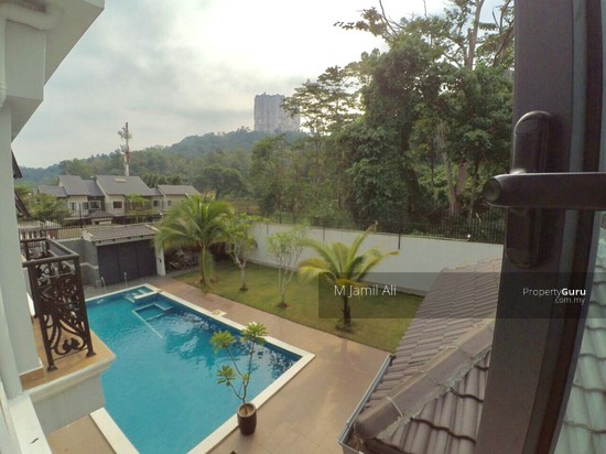 2 1/2 Sty Bungalow Taman Sri Ukay Ampang View from Children Room 94062614