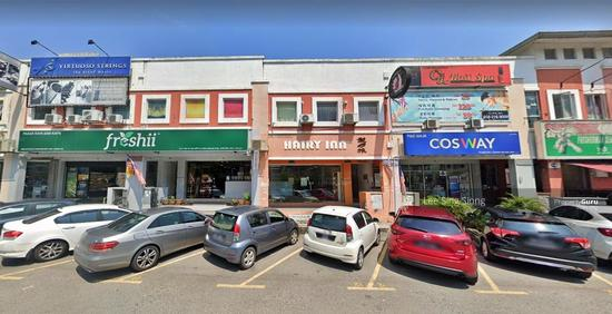 Sungai Buloh BRP 6/12 Corner Shop For RENT  153667808