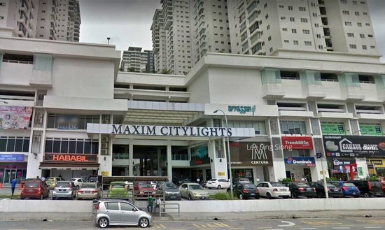 Sentul Maxim Citylights Shop For SALE  139505078