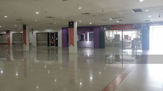 Bercham Glamours Square Shop Office, 1076sqft  95496800