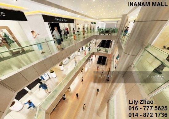 INANAM MALL FOOD COURT |2nd Floor| Inanam City  98083901