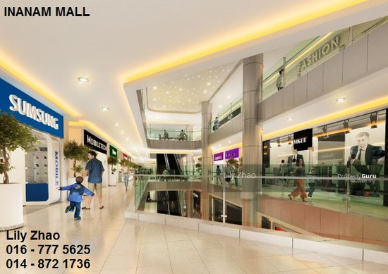 INANAM SHOPPING MALL |Ground Floor| Inanam City  98084843