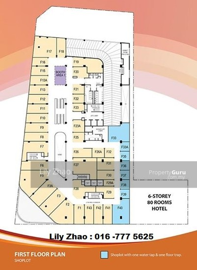 INANAM SHOPPING MALL |Ground Floor| Inanam City  98085299