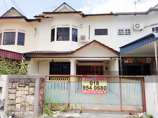 [ LARGE SIZE 22x85sf ] 2 Sty Terrace House at Ipoh, Ampang, Tmn Timah near Tmn Gunung View Gn Rapat  108907697