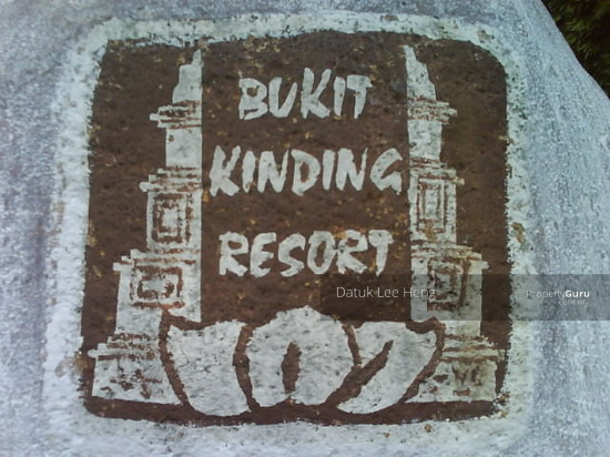 Bukit Kinding Resort - Corner Lot (Lcw)  7726304