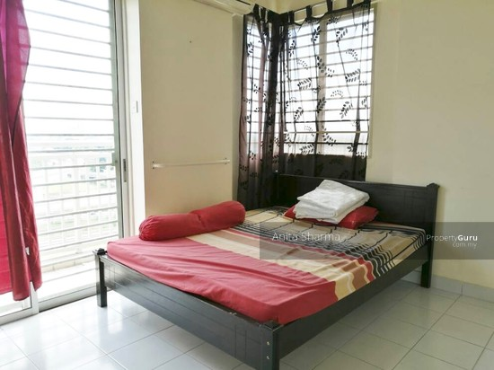 E-Tiara Serviced Apartment Bedroom 102646055