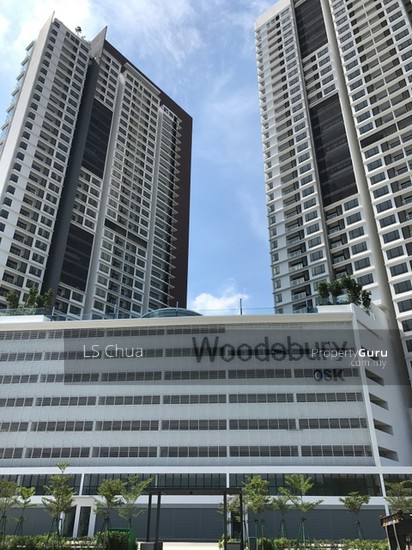 Woodsbury Suites @ Harbour Place  102909590