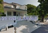 Minden Heights Gelugor , 2 Storey Bungalow , 13509SF - Property For Sale in Singapore