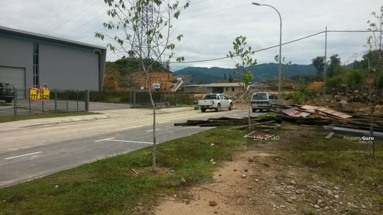 Detached Warehouse/ Factory/ Production| Road Frontage| RBF4 , KKIP Timur | Sepanggar  120543389