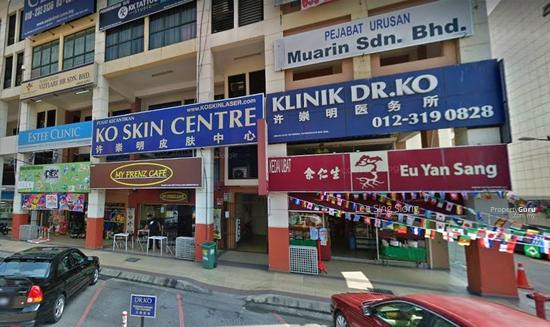 Kepong Fortune Square Office For RENT  152359218