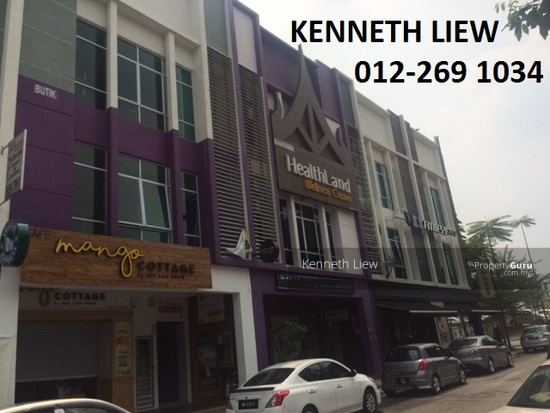 Sri Petaling 2-sty Shop Office  126798975