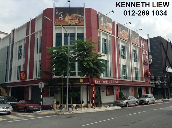 Sri Petaling Corner Whole Block 2-sty Shop Office  126799175