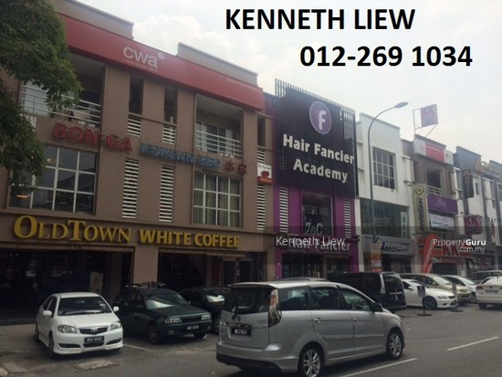 Sri Petaling Corner Whole Block 2-sty Shop Office  126799178