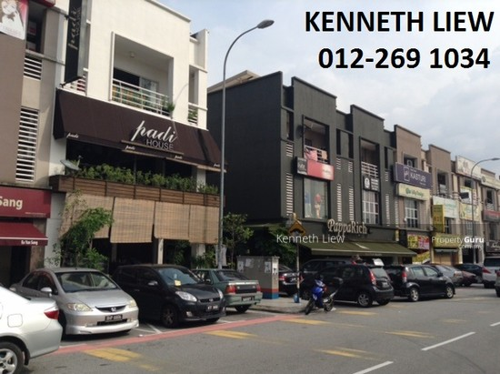 Sri Petaling Corner Whole Block 2-sty Shop Office  126799181