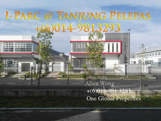 I-Parc@Tg Pelepas Detached Factory  105878810