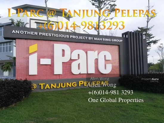 I-Parc@Tg Pelepas Detached Factory  105878849