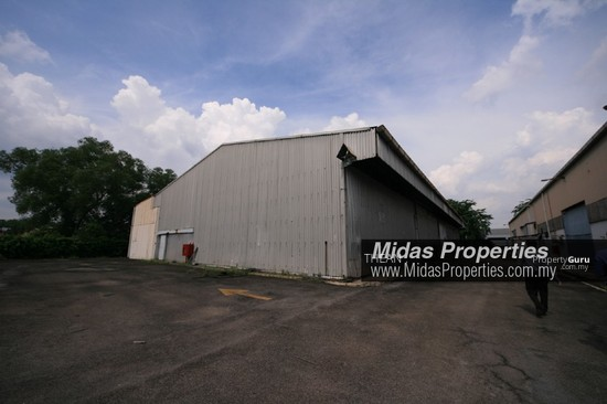 SECTION 15 SHAH ALAM FACTORY WAREHOUSE SECTION 16 BUKIT KEMUNING KOTA KEMUNING SHAH ALAM SECTION U8  134430234