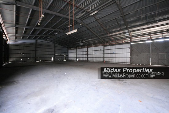 SECTION 15 SHAH ALAM FACTORY WAREHOUSE SECTION 16 BUKIT KEMUNING KOTA KEMUNING SHAH ALAM SECTION U8  134430235