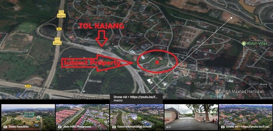 Country Heights Commercial Land Kajang  112413794