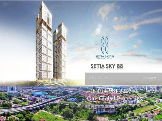 Setia Sky 88 Setia Sky 88For Rent 106507199
