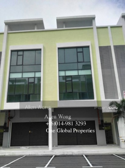 Ground Floor 3 Storey Shop lot@TIONG NAM BUSINESS PARK  106920608