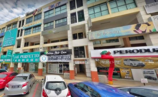 Kepong Fortune Square Office For RENT  152355563