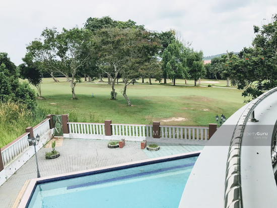 Bukit Banang Golf & Country Villa The view from 1st floor Balcony 108558458