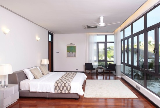 Fully Furnished 3-sty Bungalow, Damansara Heights, KL Bedroom 108857675