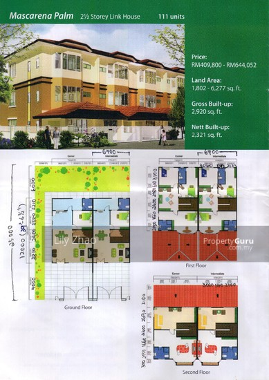2.5 Storey Terraced House, Kingfisher Sulaiman Ph 2  109003259