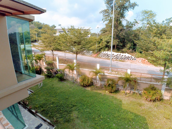Sering Ukay Corner Superlink Ampang Balcony view 109259750