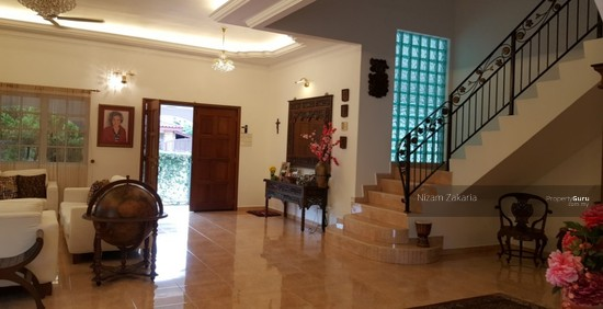2stry corner Freehold Bungalow Saujana Impian Golf Club , Kajang  115391240