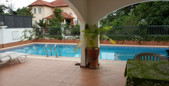 2stry corner Freehold Bungalow Saujana Impian Golf Club , Kajang  115392317