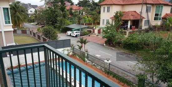 2stry corner Freehold Bungalow Saujana Impian Golf Club , Kajang  115392329