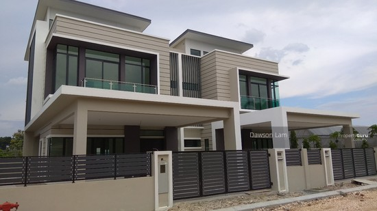 Double Storey Semi Detached House@ Ipoh Town  127211150