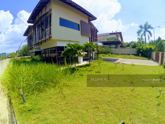 Bungalow With Land Banyan Close Bukit Mahkota, Kajang Extra land area 111400520