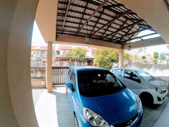 Bungalow Banyan Close Bukit Mahkota Bangi Covered car park 111421445