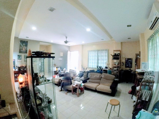 Bungalow Banyan Close Bukit Mahkota Bangi Living hall 111421487